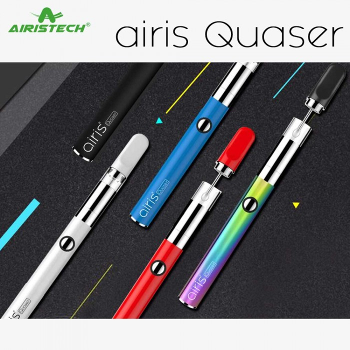 Airis Quaser Glass Quartz Dab Pen Vaporizer