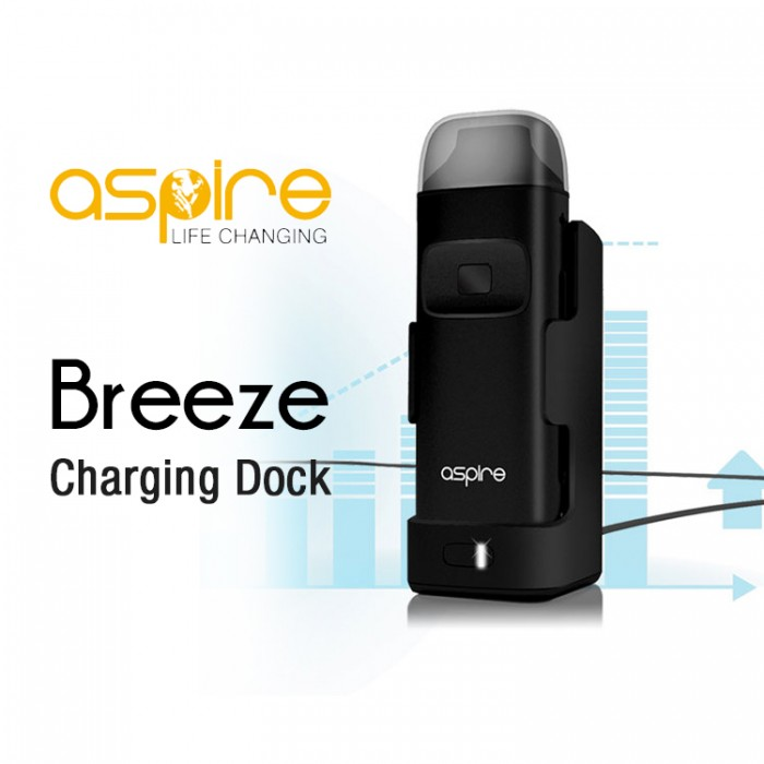 Aspire Breeze Charging Dock