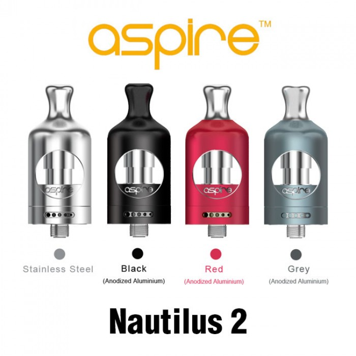Aspire Nautilus 2 Tank (top fill)
