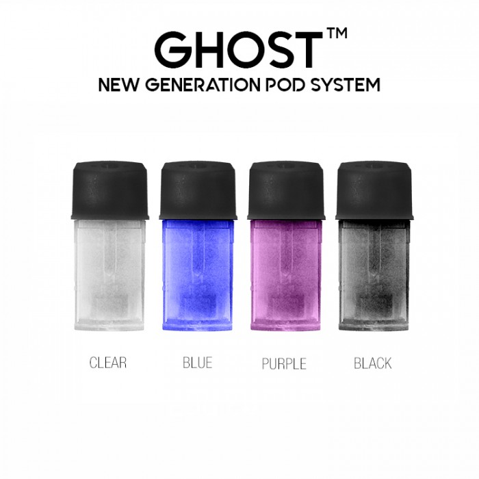 Ghost - Extra pods (3pcs/box)