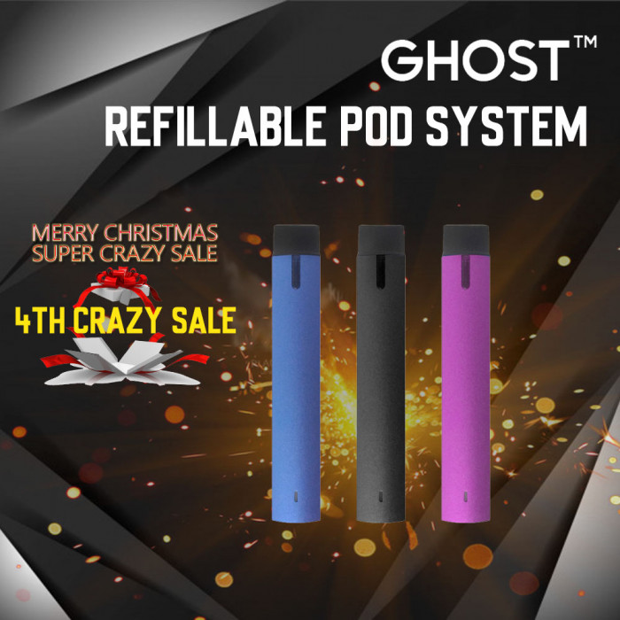 Ghost Pod System (MSRP $35)