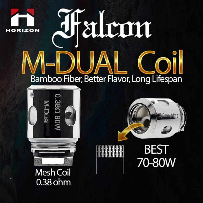 Horizon Falcon _ M-Dual Mesh Coil (3pcs/pack)