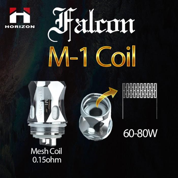 Horizon Falcon _ M1 Mesh Coils (3pcs/pack)