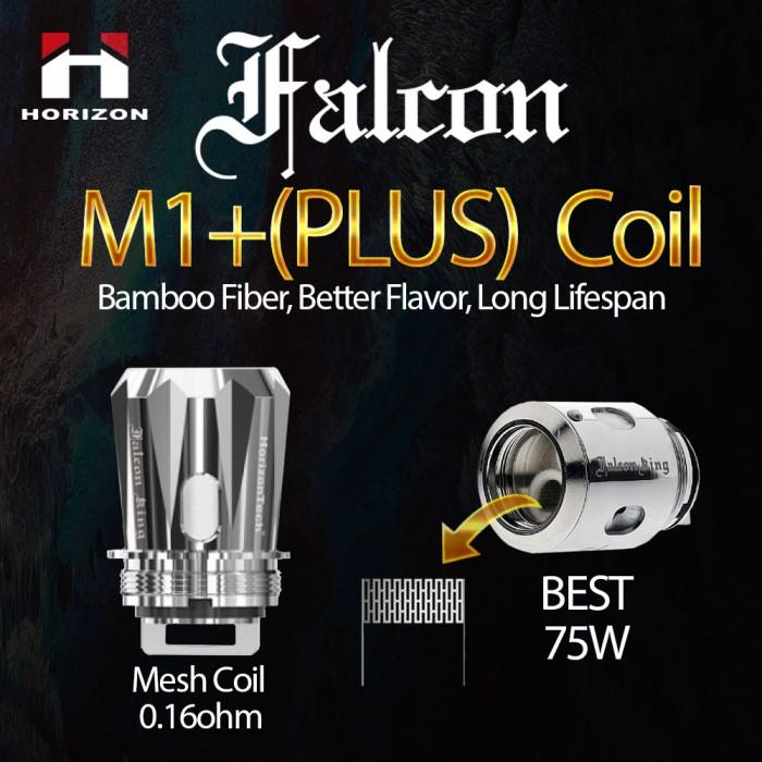 Horizon Falcon _ M1+(PLUS) Mesh Coils (3pcs/pack)