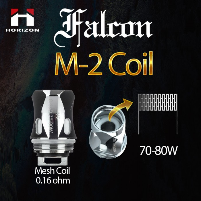 Horizon Falcon _ M2 Mesh Coils (3pcs/pack)