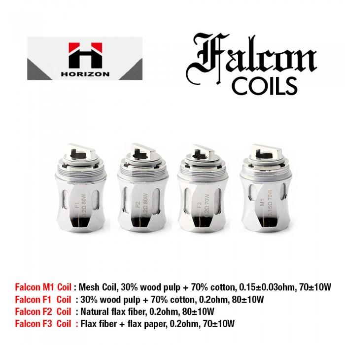 Horizon Falcon Coils (3pcs/pack)