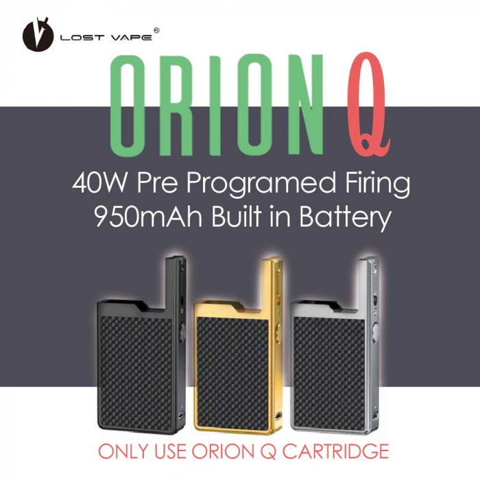 Lost Vape [ Device Only ] Orion Q Pod System