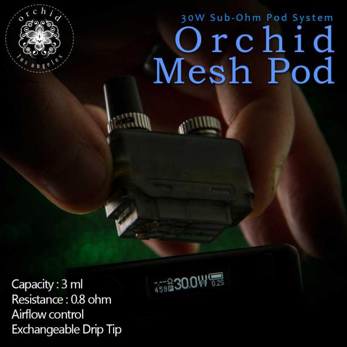 Orchid _ IQS Mesh Pod [ 2 pcs ]