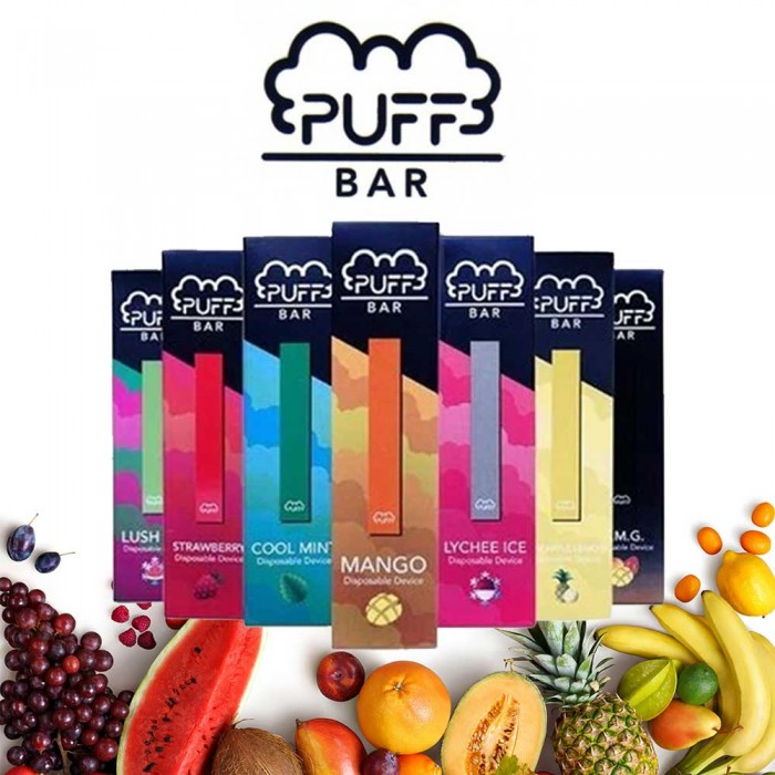 Puff Bar _ Disposable Device [ 1 pc ]