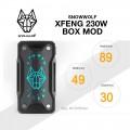 Sigelei Snowwolf Xfeng 230W Box Mod