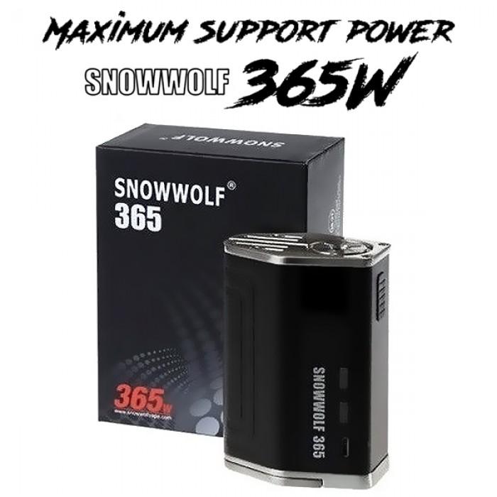 Sigelei SnowWolf 365 TC Box Mod