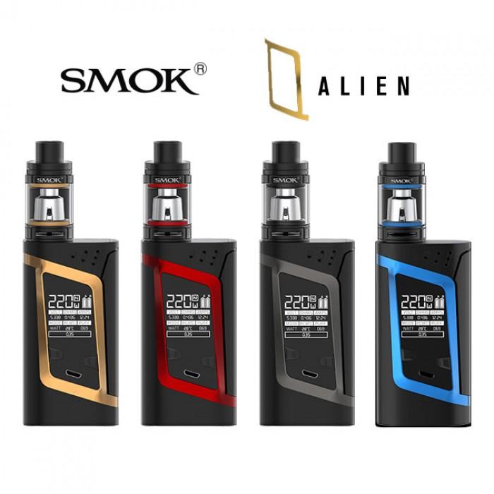 SMOK Alien with TFV8 Baby Tank Kit