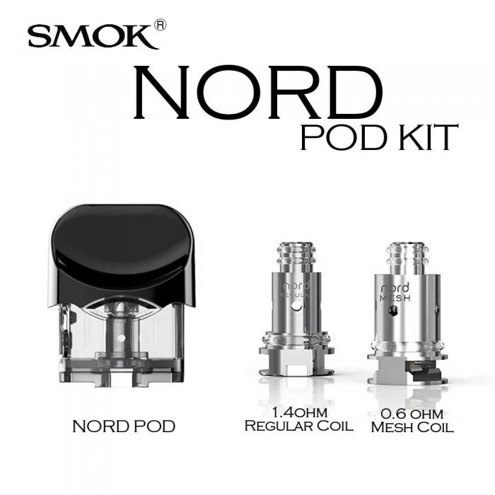Smok _ NORD _ POD CARTRIDGES