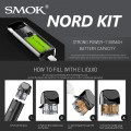 SMOK _ NORD _ RESIN 15W ULTRA PORTABLE POD KIT