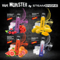 Steam Engine Vape Monster  [Non Tobacco Nicotine] [10 Pcs]