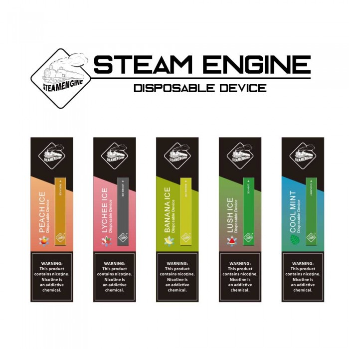 STEAM ENGINE Disposable Device [ 1 pc ]