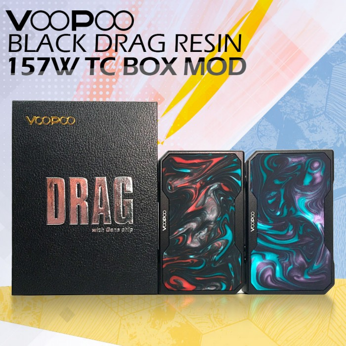 VOOPOO DRAG 157W TC BOX Mod