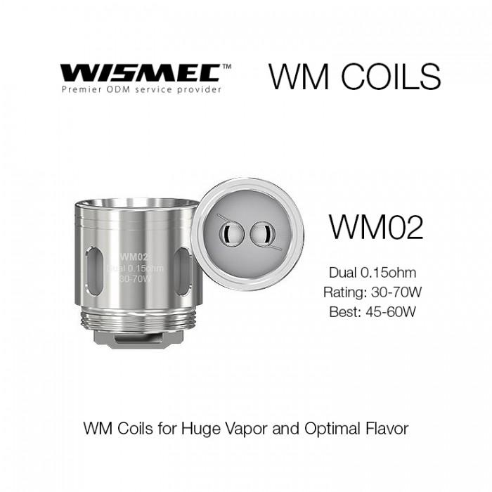 Wismec Gnome Coils - WM02 (5pcs/pack)