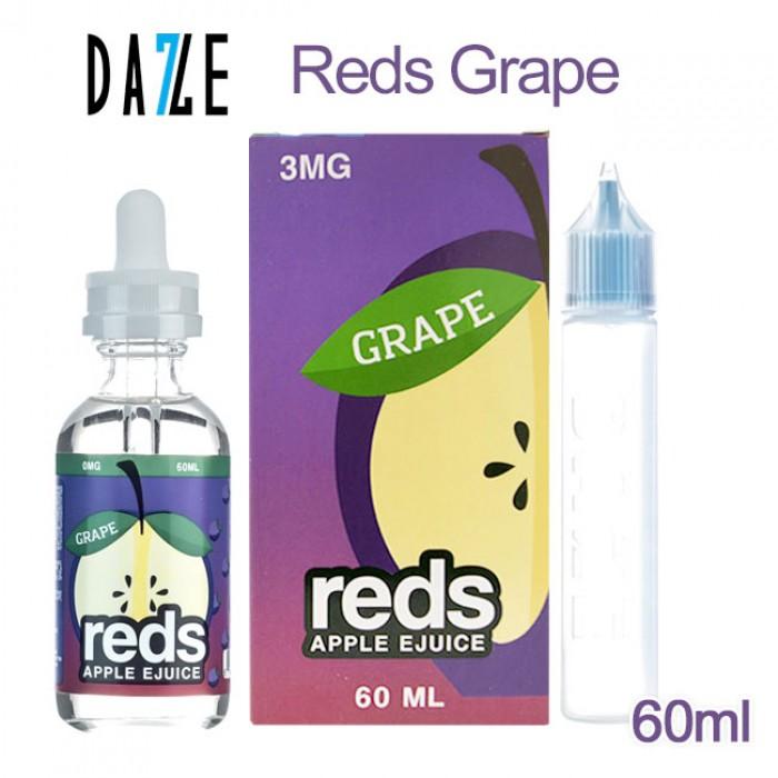 7 Daze - Grape Reds  - 60ml