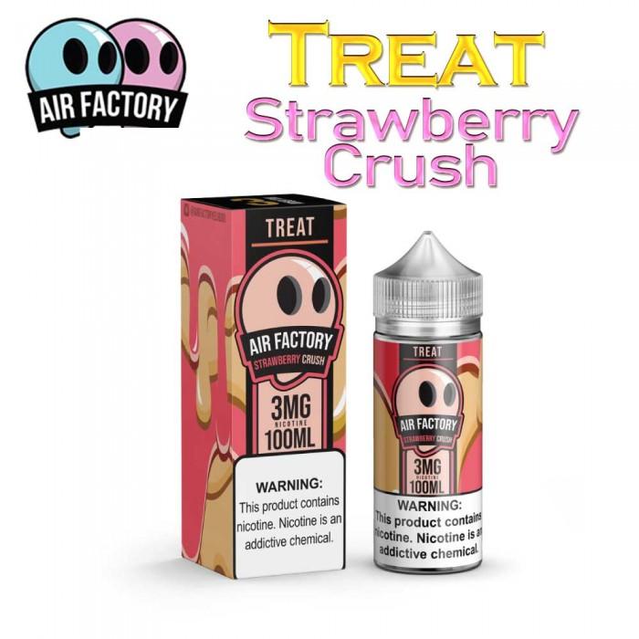 Air Factory - Treat - Strawberry Crush - 100ml