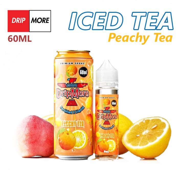 Dripmore Peachy Tea - 60ml