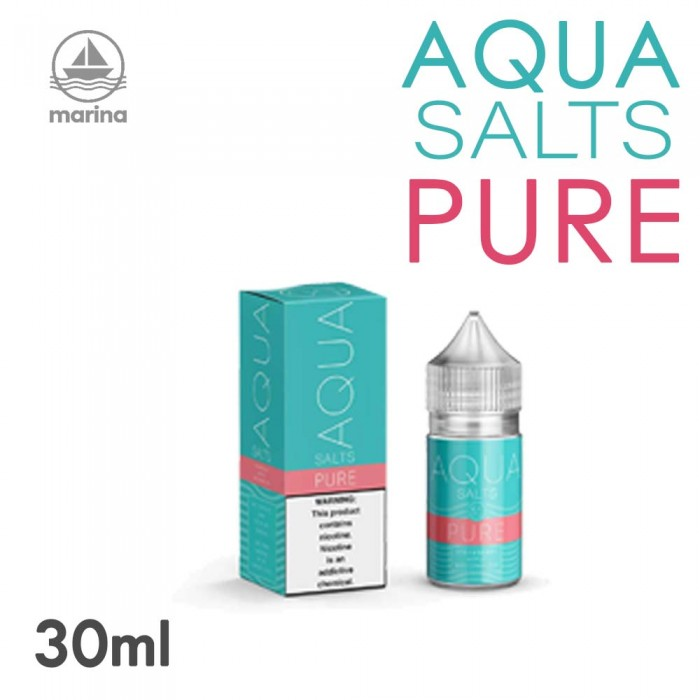 AQUA Salt _ Pure 30ml