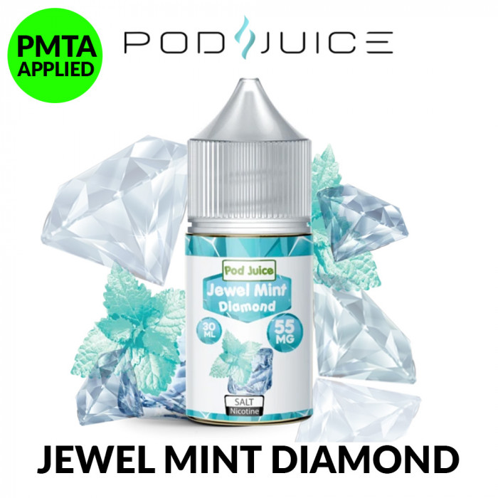 POD JUICE JEWEL MINT DIAMOND [ 30ml ]