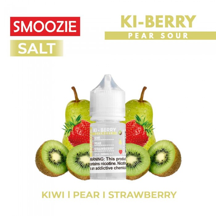 Smoozie Salt _ Ki-Berry Pear Sour
