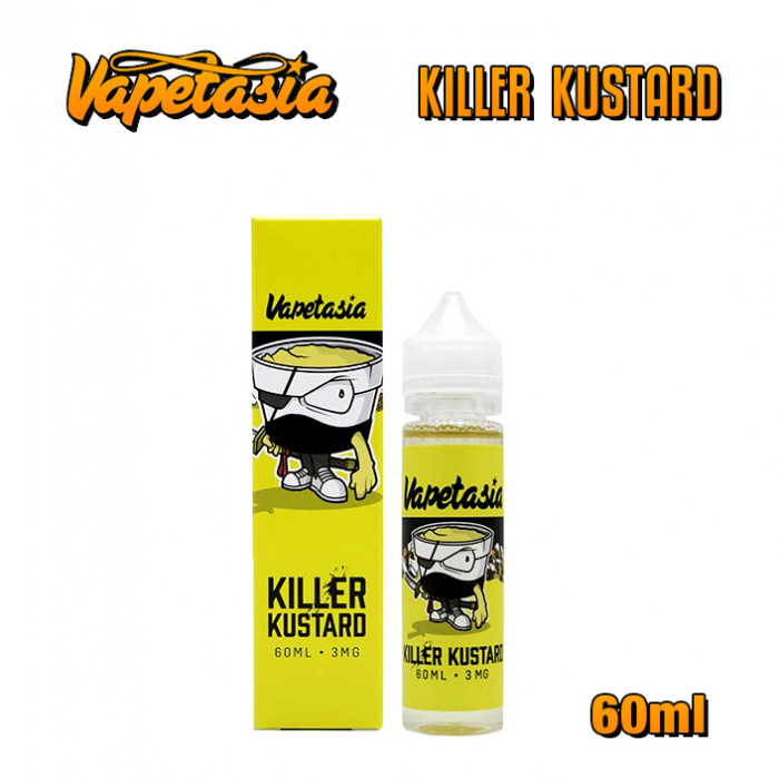 Vapetasia Killer Kustard - 60ml