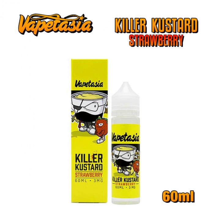 Vapetasia Killer Kustard Strawberry - 60ml