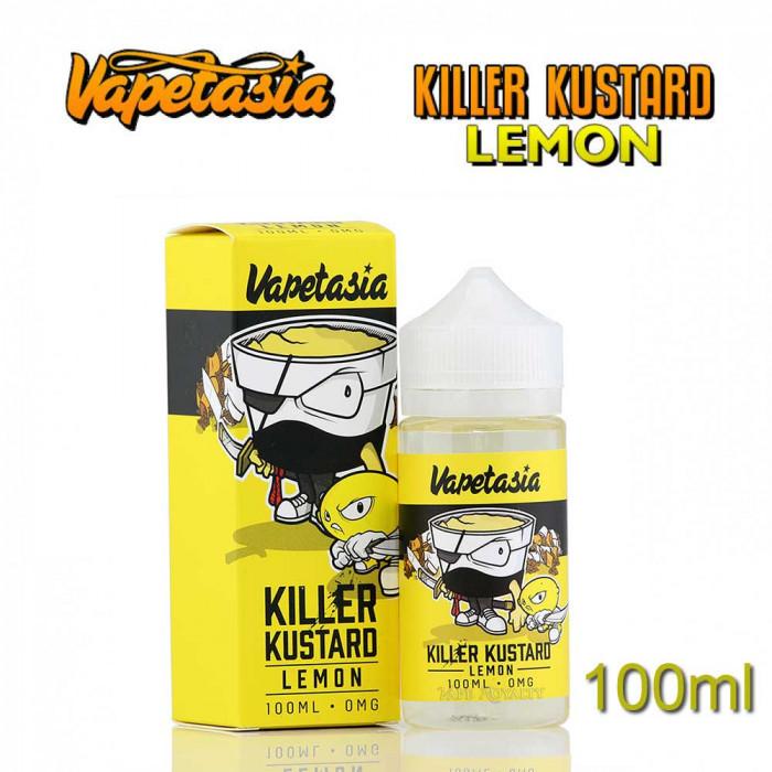 Vapetasia Killer Kustard Lemon 100ml