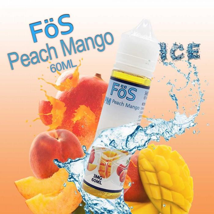 FOS - ICE PM(Peach Mango) _ 60ml