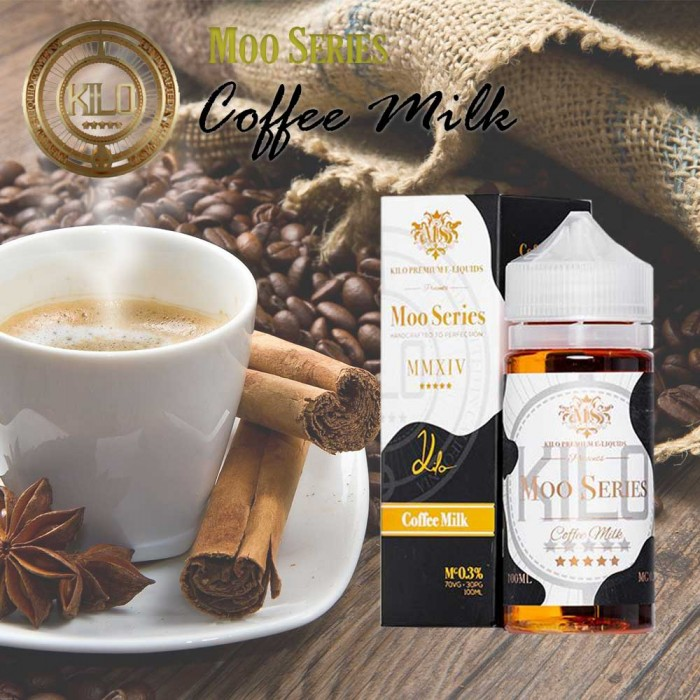KILO MOO SERIES Coffee Milk - 100 ml