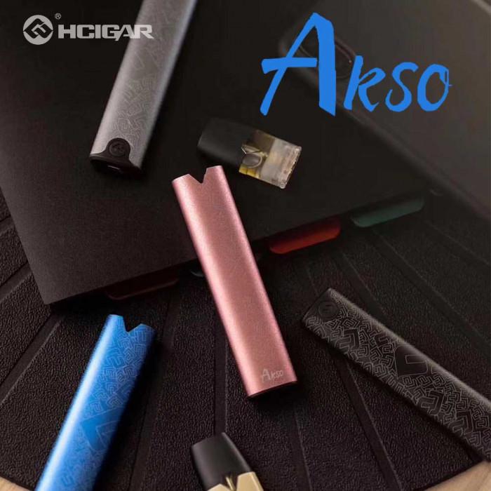 HCigar Akso Pod Kit 350mAh