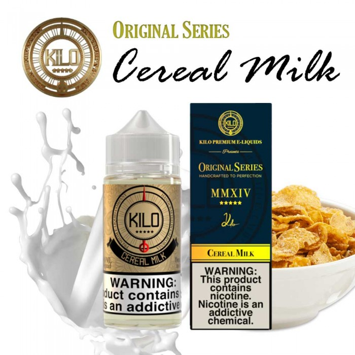 Kilo OG Series - Cereal Milk - 100ml Eliquid