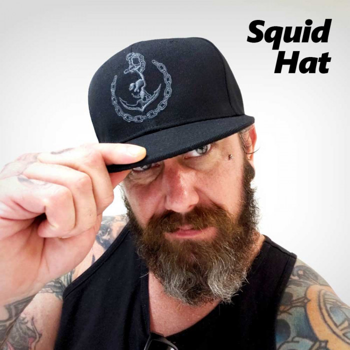 SQUID INDUSTRIES HAT