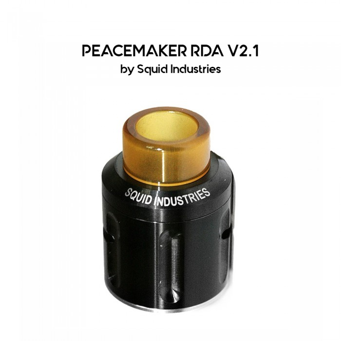 PeaceMaker RDA V2.1  by Squid Industries