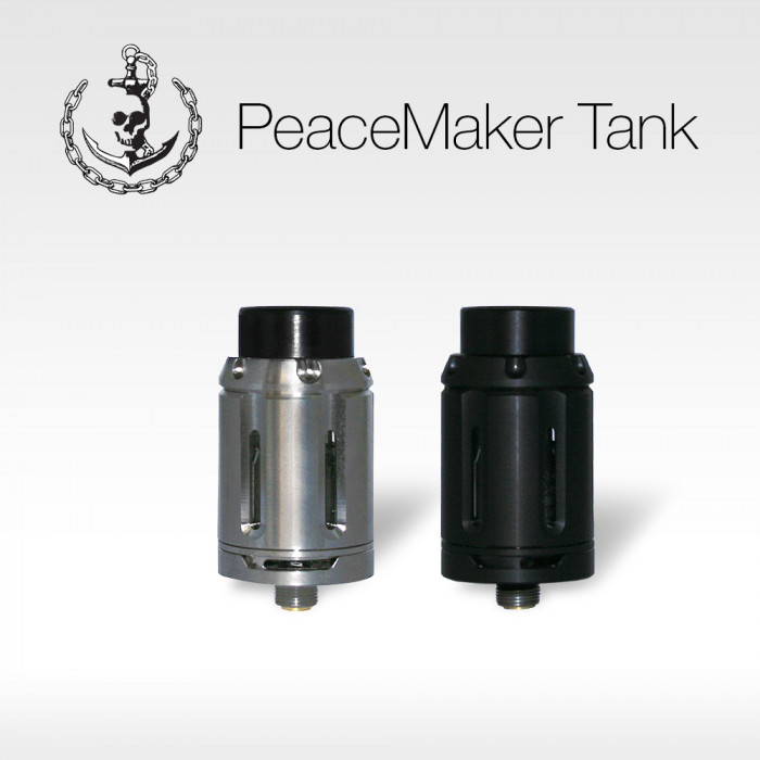 PeaceMaker Sub-Ohm Tank  (MSRP $32.99)
