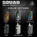 Squid Industries _ Squad RBA Atomizer Kit 1300mAh
