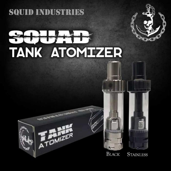 Squid Industries _ Squad Tank Atomizer [ 1 pc ]