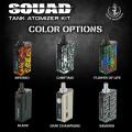 Squid Industries Squad Tank Atomizer Kit 1300mAh  ( Kit )