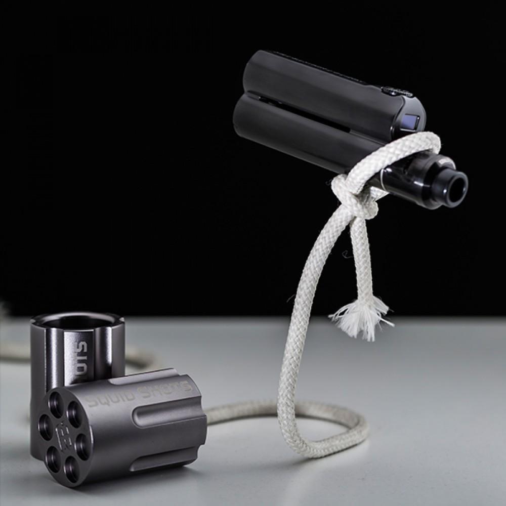 V2: Squid Industries Double Barrel V2.1 150 W Mod