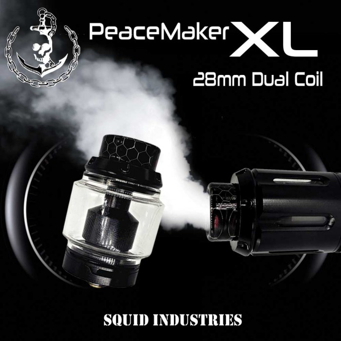 Squid Industries - PeaceMaker XL _ 28mm / Double Deck  (MSRP $49.99)