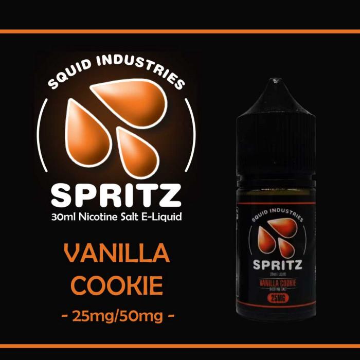 Squid SPRITZ VANILLA COOKIE [ 30ml ]