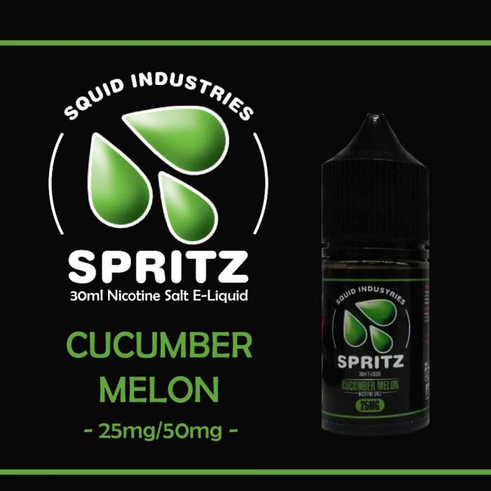 Squid SPRITZ CUCUMBER MELON [ 30ml ]