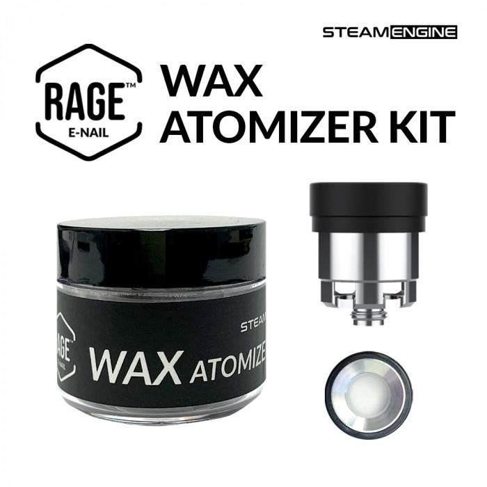 Steam Engine RAGE WAX Atomizer Kit [ 1 pc ]