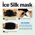 Ice-Silk Washable Mask  [ 1 pc ] _ M1001