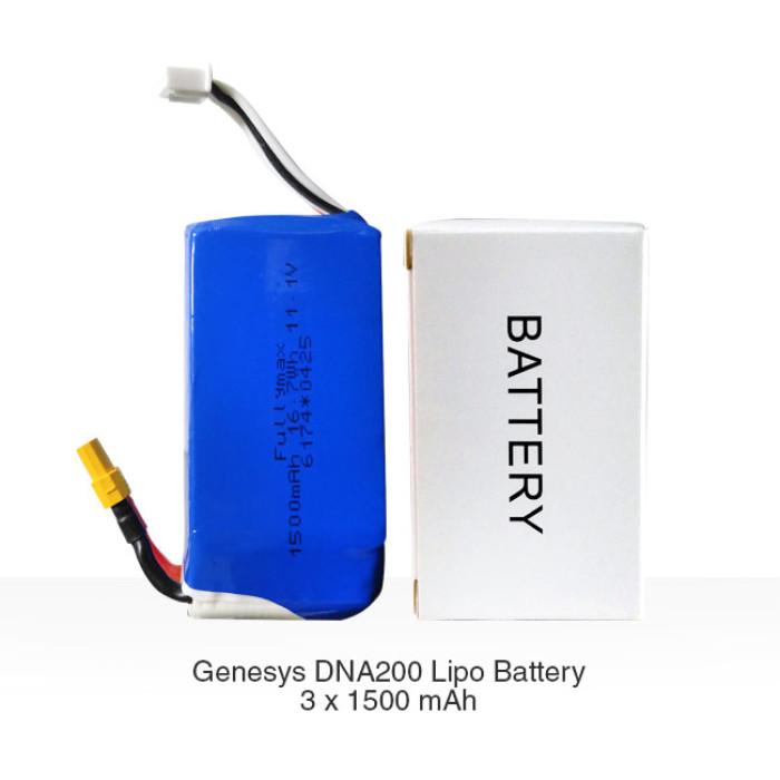 Genesys DNA 200 Battey