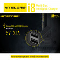 Nitecore - I8 Intelligent Charger
