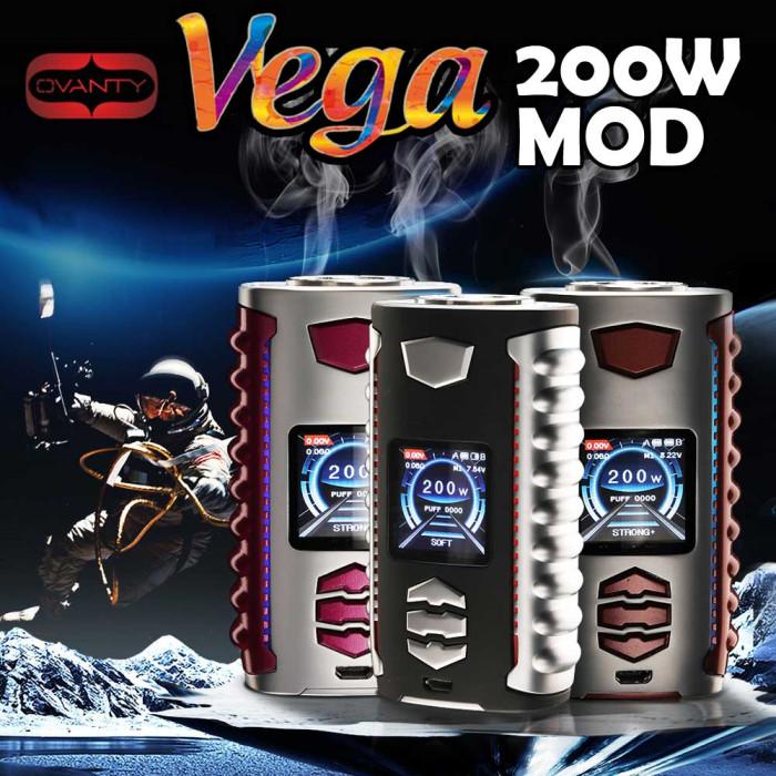 OVANTY Vega 200W Mod With Charging Dock